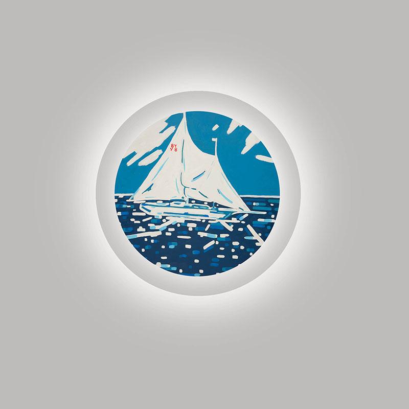 Lampada Barca a vela